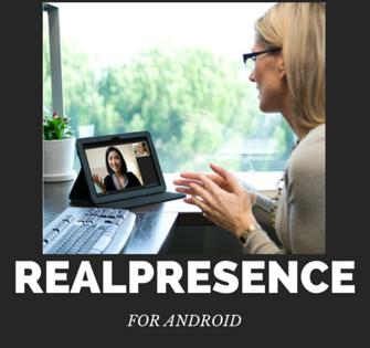 Polycom RealPresence for Android