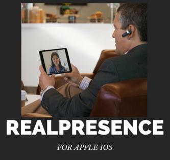 Polycom RealPresence for iOS