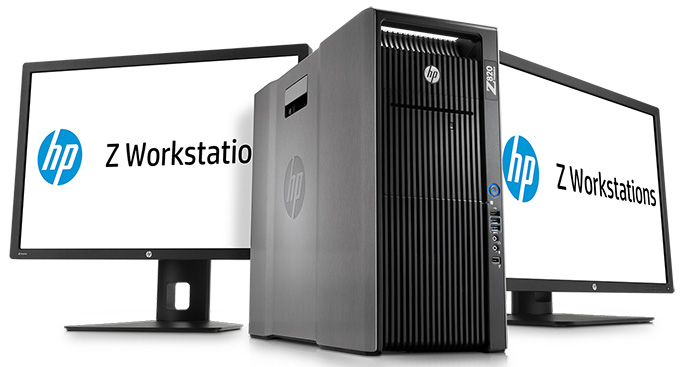 HP CAD Z Workstations