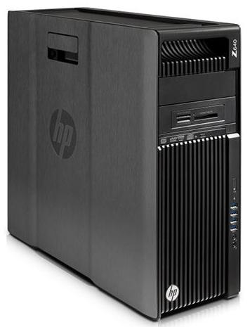 HP Z640 Desktop Workstation