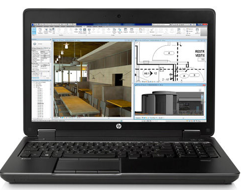HP Mobile Workstations HP ZBook 15