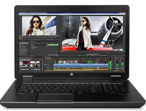 HP Mobile Workstations HP ZBook 17