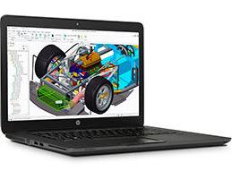 HP ZBook Ultrabook Workstation