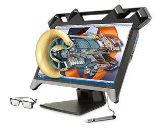 HP Specialty Z Displays Get up close