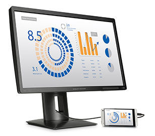 HP Ultra High Def Z Display Get Real