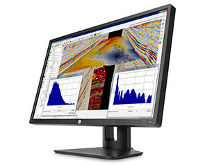 HP Ultra High Def Z Displays HP Display Assistant Software