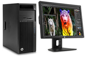HP Z440 Desktop Workstation Customize it to grow with you