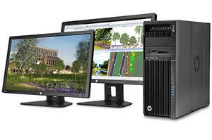 HP Z640 Desktop Workstation Versatility Redefined
