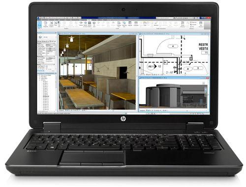 HP Z Book 15 G2 Mobile Workstation