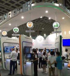 Computex Trade Show 2016 QNAP