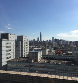 Computex Trade Show 2016 from Hotel