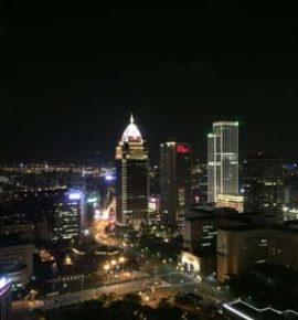 Computex Trade Show 2016 Night View Again