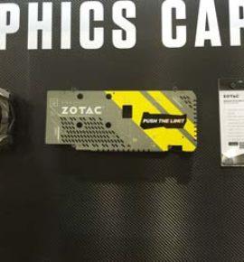 Computex Trade Show 2016 Zotac