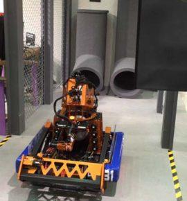 Computex Trade Show 2016 Robot Wars