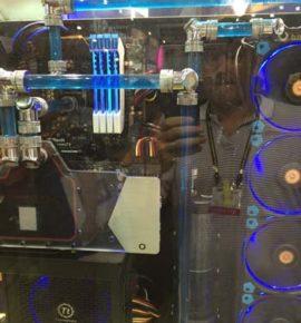 Computex Trade Show 2016 Cooling