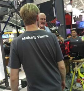 Computex Trade Show 2016 Make it Yours