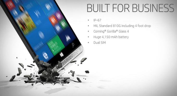 HP Elite X3 Built for Business