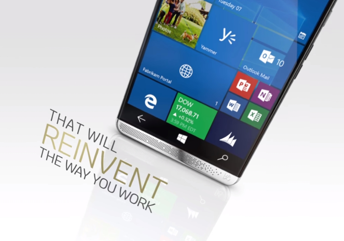 HP Elite X3 Reinvent the way you work