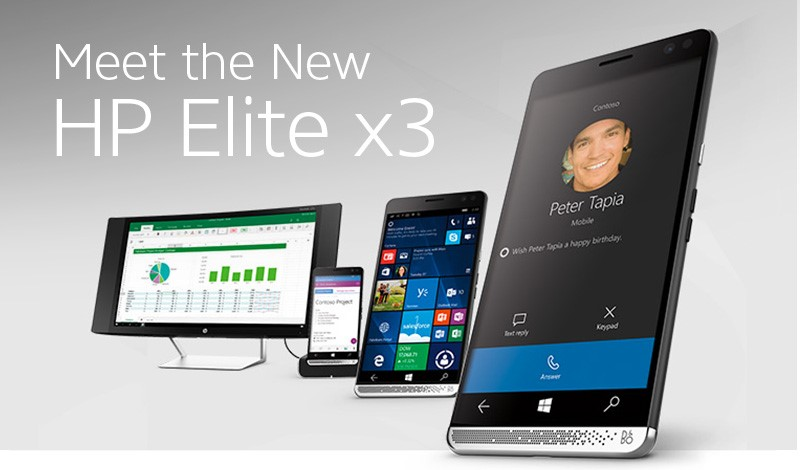 Meet the New HP Elite X3