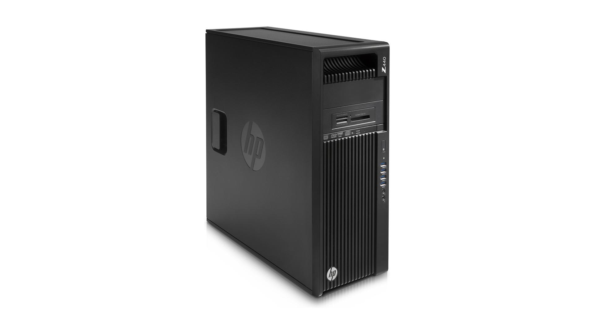 HP Z440 Desktop Workstation Expand your Power