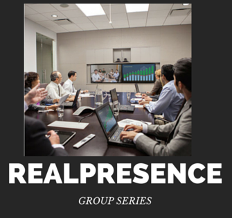 Polycom RealPresence Group Series