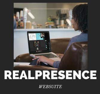 Polycom RealPresence WebSuite