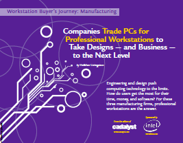 Workstation Buyer's Journey: Manufacturing