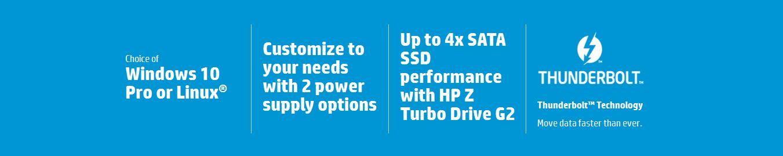 HP Z440 Desktop Workstation Specs