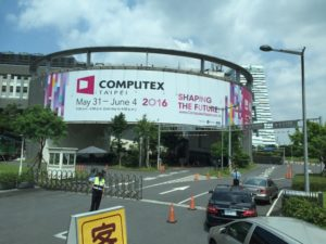 Computex 2016 Shaping the Future