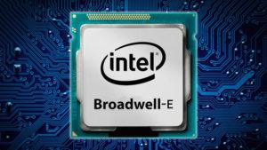 Intel Broadwell Core i7-6950X