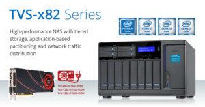 TVS-x82 NAS Series Computex