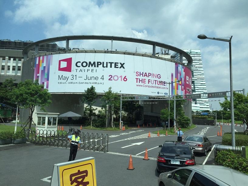 Computex 2016 Shaping the Future