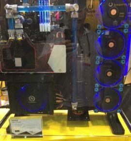 Computex Trade Show 2016 Wow