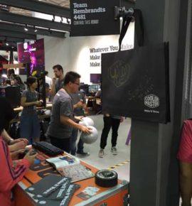 Computex Trade Show 2016 Cooler Master