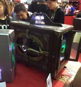 Computex Trade Show 2016 Teseract