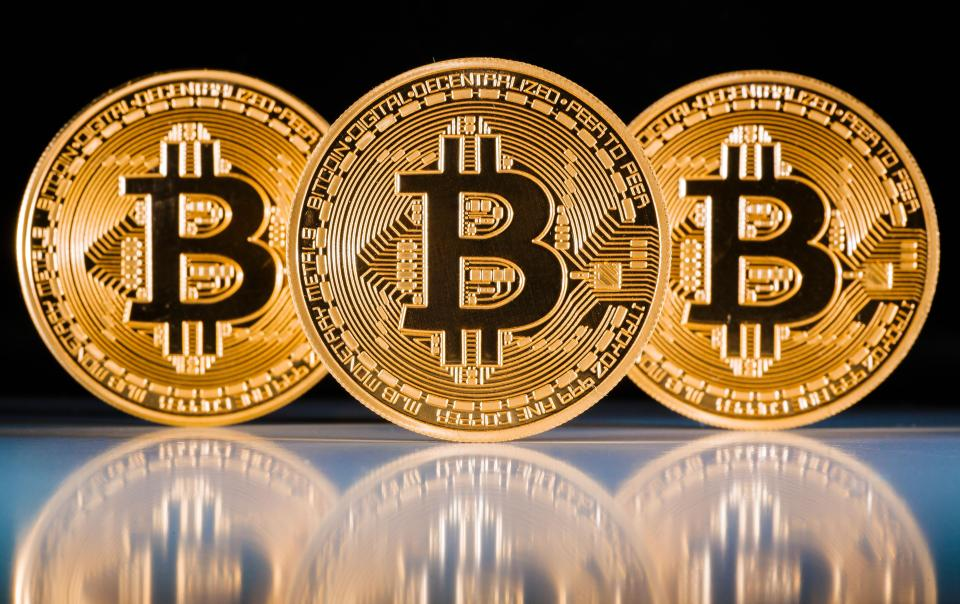 You are Hacked, pay with Bitcoin. Or alternatively have a proven backup procedure in place to save you from paying unnecessary money.