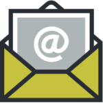 email animation located in Perth, Western Australia