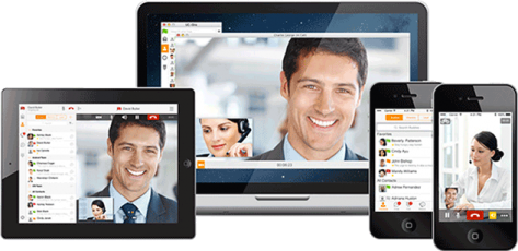 CBM Corporate Unified Communications answer your phone on your Desktop, Mobile and Tablet
